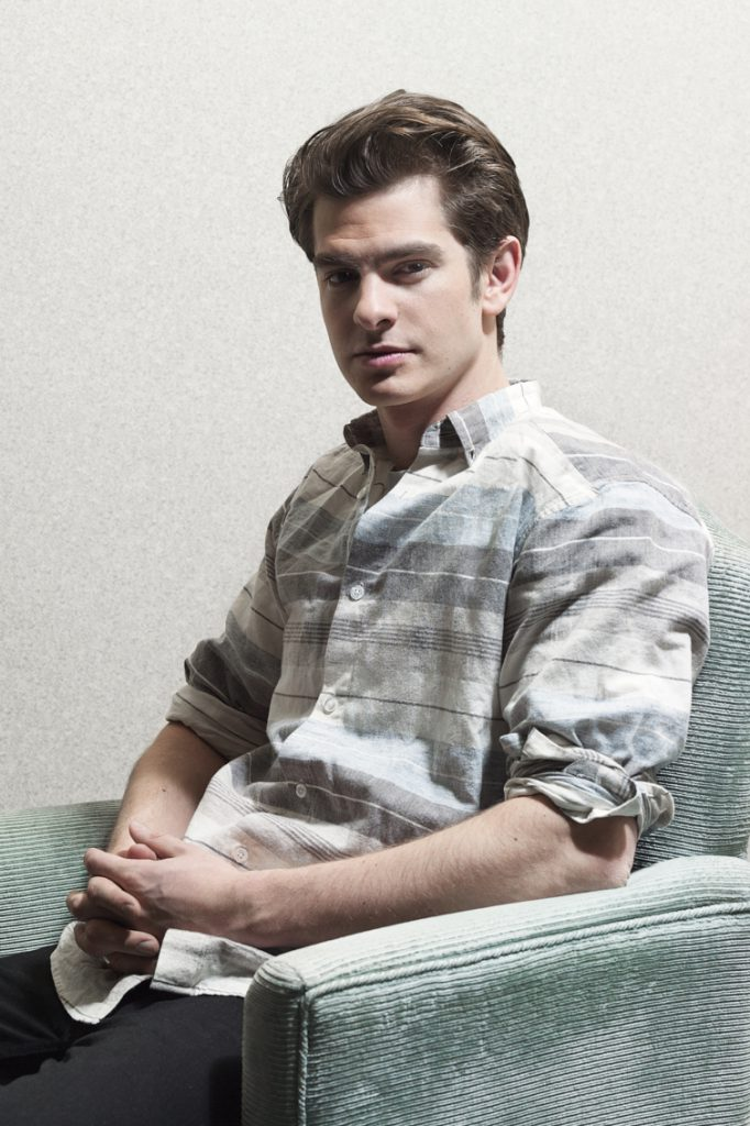 Cut Andrew Garfield
