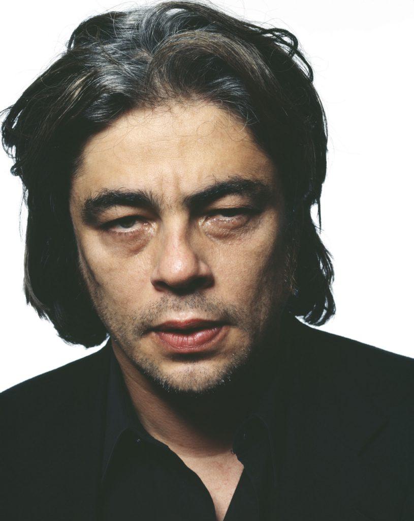 Cut Benicio del Toro